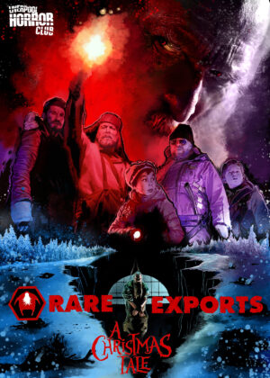 Rare Exports - event poster
